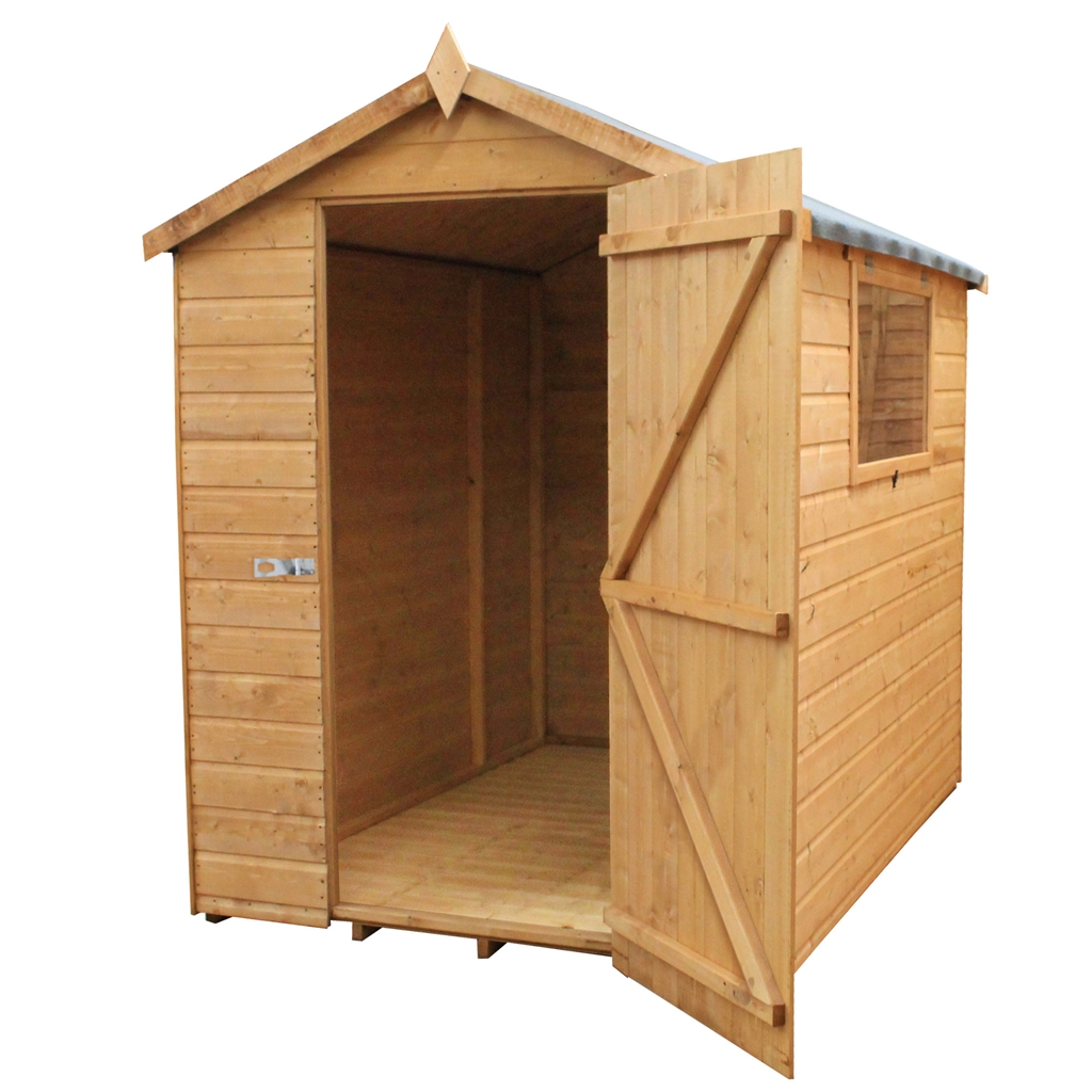 storage with doors 7 x 5 premier tongue and groove apex shed with single door 26904