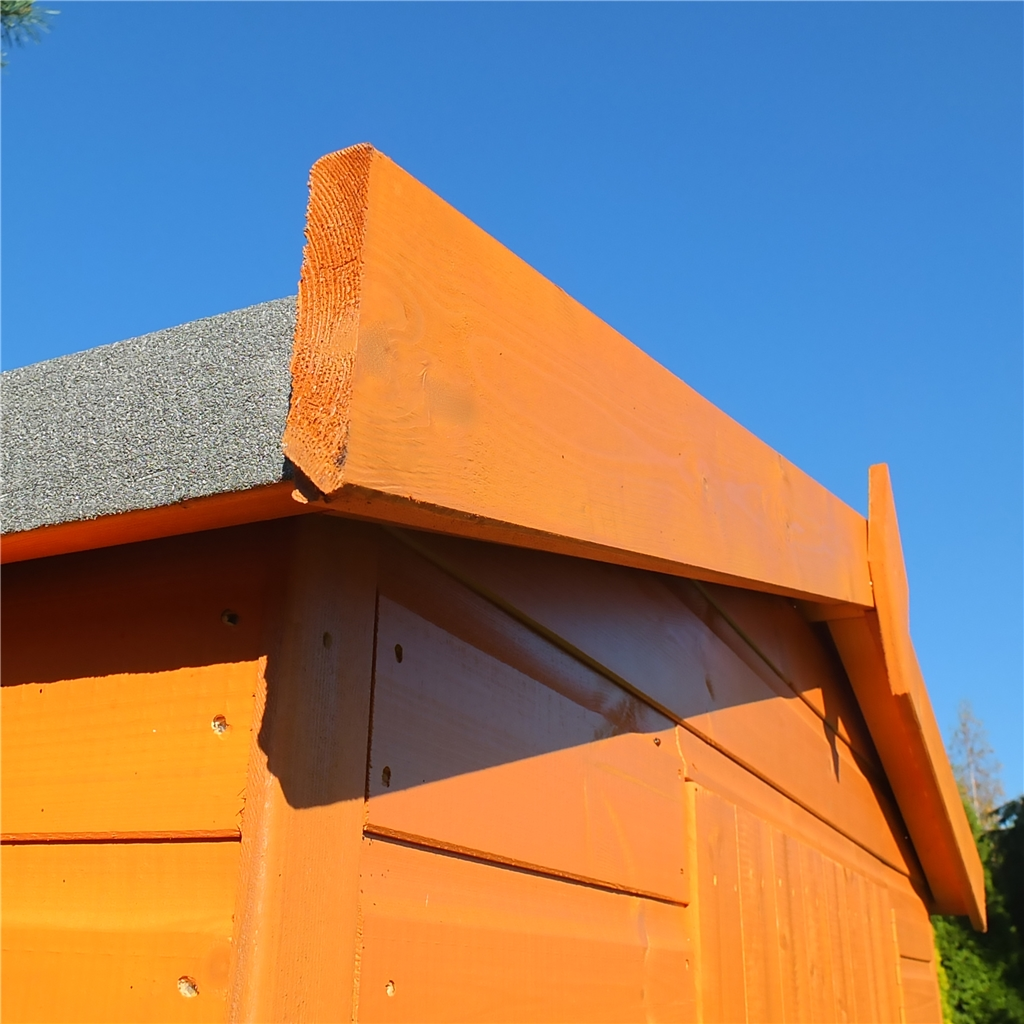 10 X 8 2 99m X 2 39m Tongue And Groove Security Apex
