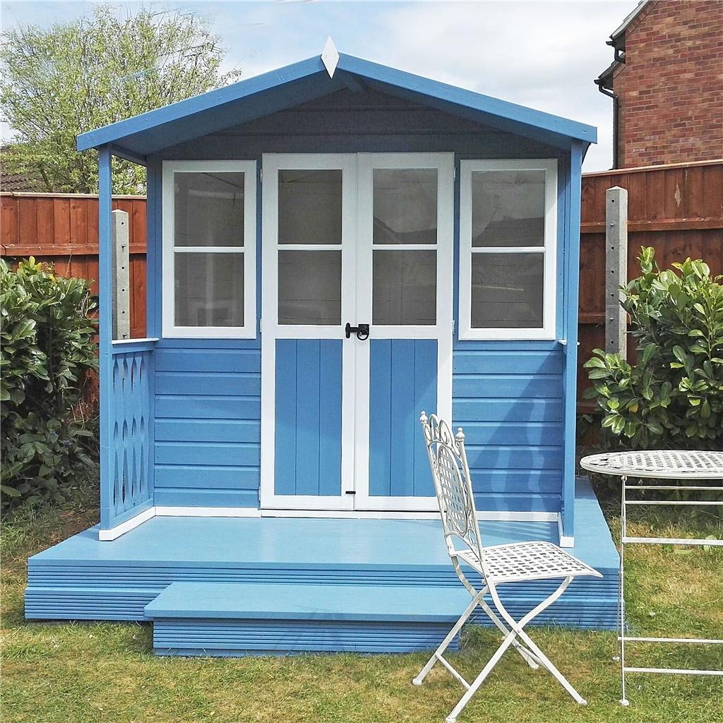 Premier Wooden Summerhouse