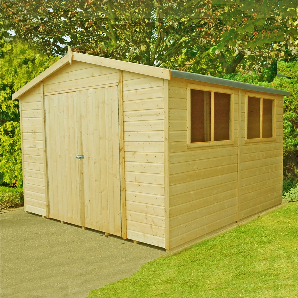 shed sheds for in best delivery prices garden wooden wood free ireland outdoors sale