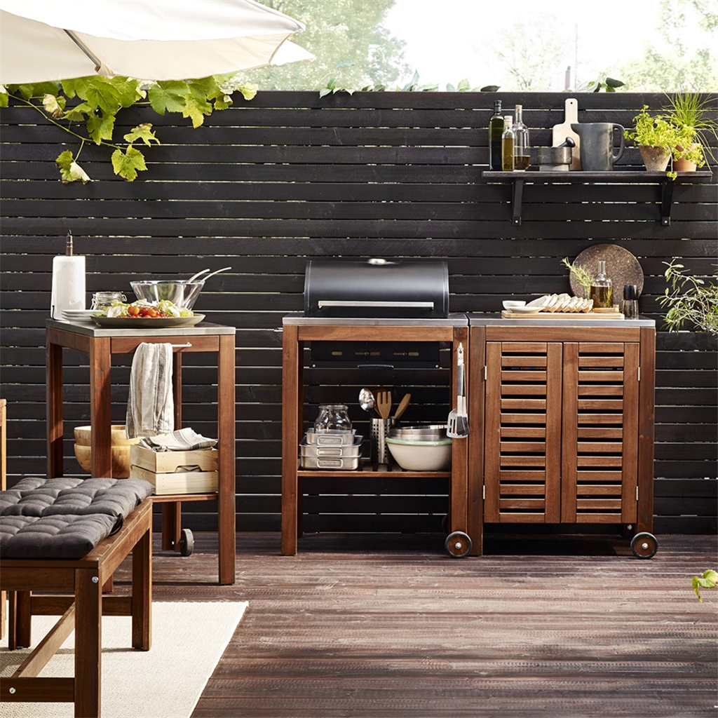Outdoor Kitchens Jacksonville: Ideas, Designs And Tips For The Perfect
